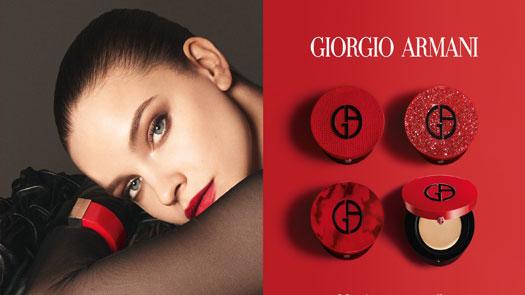 GIORGIO完美絲絨持久氣墊粉餅 5月1日 隆重上市!