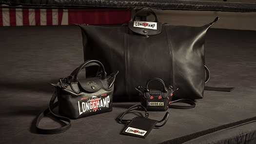 中壢店1F Longchamp X EU重磅聯名系列強勢來襲