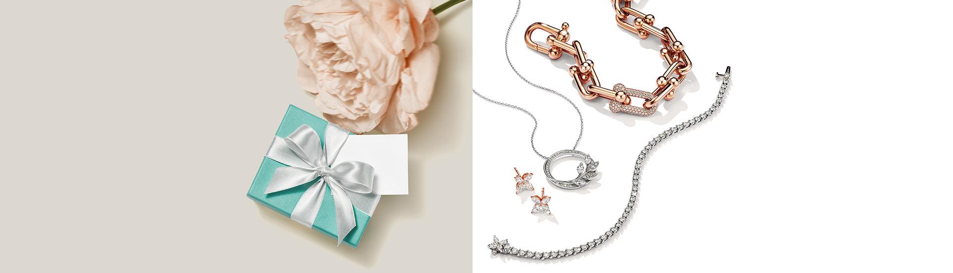 復興館2F Tiffany母親節真摯獻禮 精選臻品為風格女士獻上祝福