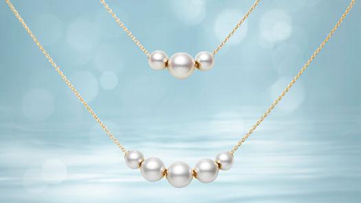 Mikimoto My珍珠月以經典創造多變風格