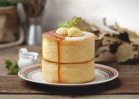 蘇芙蕾厚鬆餅(W)