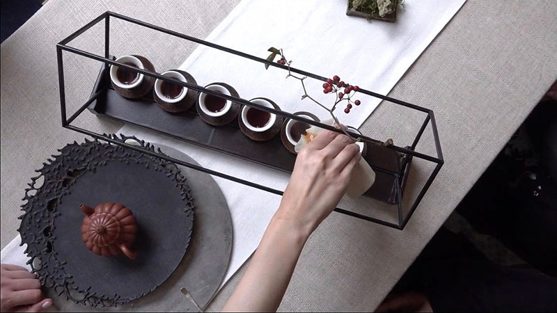茶道藝術家