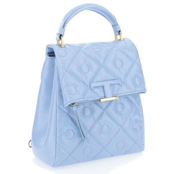 寧靜藍氣質後背包
